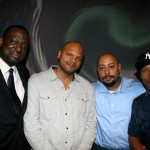 The Central Park Five - Yusef Salaam, Kevin Richardson, Raymond Santana, Korey Wise