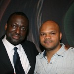 The Central Park Five Yusef Salaam and Kevin Richardson