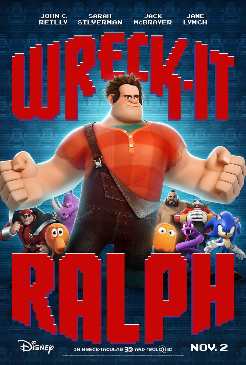 Wreck it Ralph 2 Movie Wreck it Ralph 2 Release Date