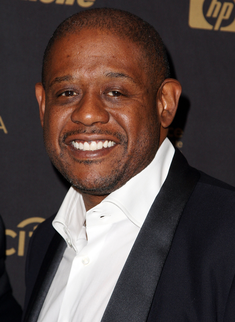 Forest Whitaker Forest Whitaker The Last