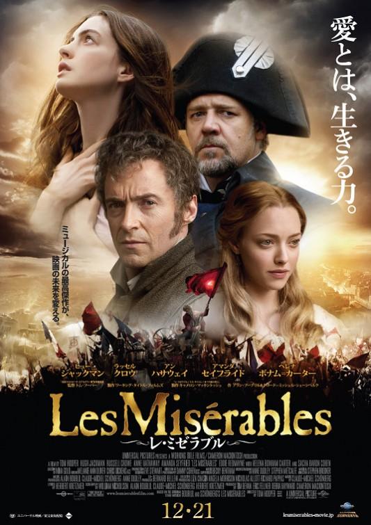 Les Miserables 2012 Stream