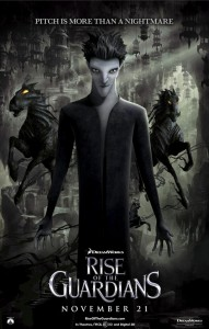 Rise of the Guardians Pitch poster