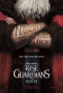 Rise of the Guardians Teaser poster
