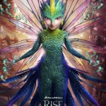 Rise of the Guardians The Tooth Fairy poster