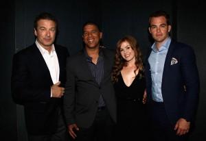 Rise of the Guardians cast