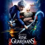 Rise of the Guardians one sheet poster