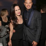 TTSBDP2 Afterparty - Elizabeth Reaser and Kellan Lutz