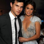 TTSBDP2 Afterparty - Taylor Lautner, Nikki Reed
