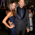 TTSBDP2 Premiere - Kellan Lutz and Sharni Vinson