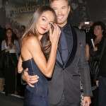 TTSBDP2 Premiere - Kellan Lutz and Sharni Vinson 2