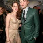 TTSBDP2 Premiere - Kristen Stewart and Robert Pattinson