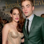 TTSBDP2 Premiere - Kristen Stewart and Robert Pattinson 2