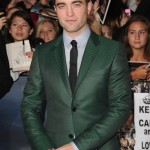 TTSBDP2 Premiere - Robert Pattinson
