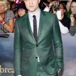 TTSBDP2 Premiere - Robert Pattinson 2