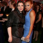 TTSBDP2 Premiere - Stephanie Meyer, Toni Trucks