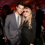 TTSBDP2 Premiere - Taylor Lautner, Stevie Nicks