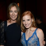 Zero Dark Thirty - Director Kathryn Bigelow and Jessica Chastain
