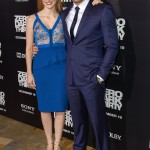 Zero Dark Thirty - Jessica Chastain and Edgar Ramirez
