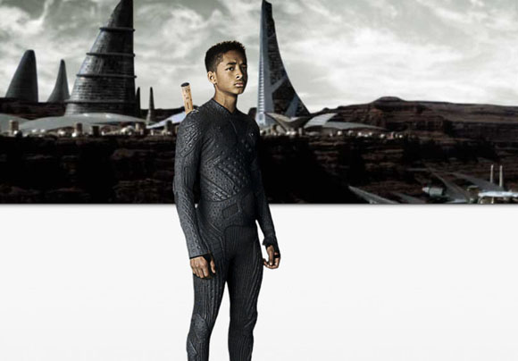 Website To Jaden Smith S After Earth Now Active