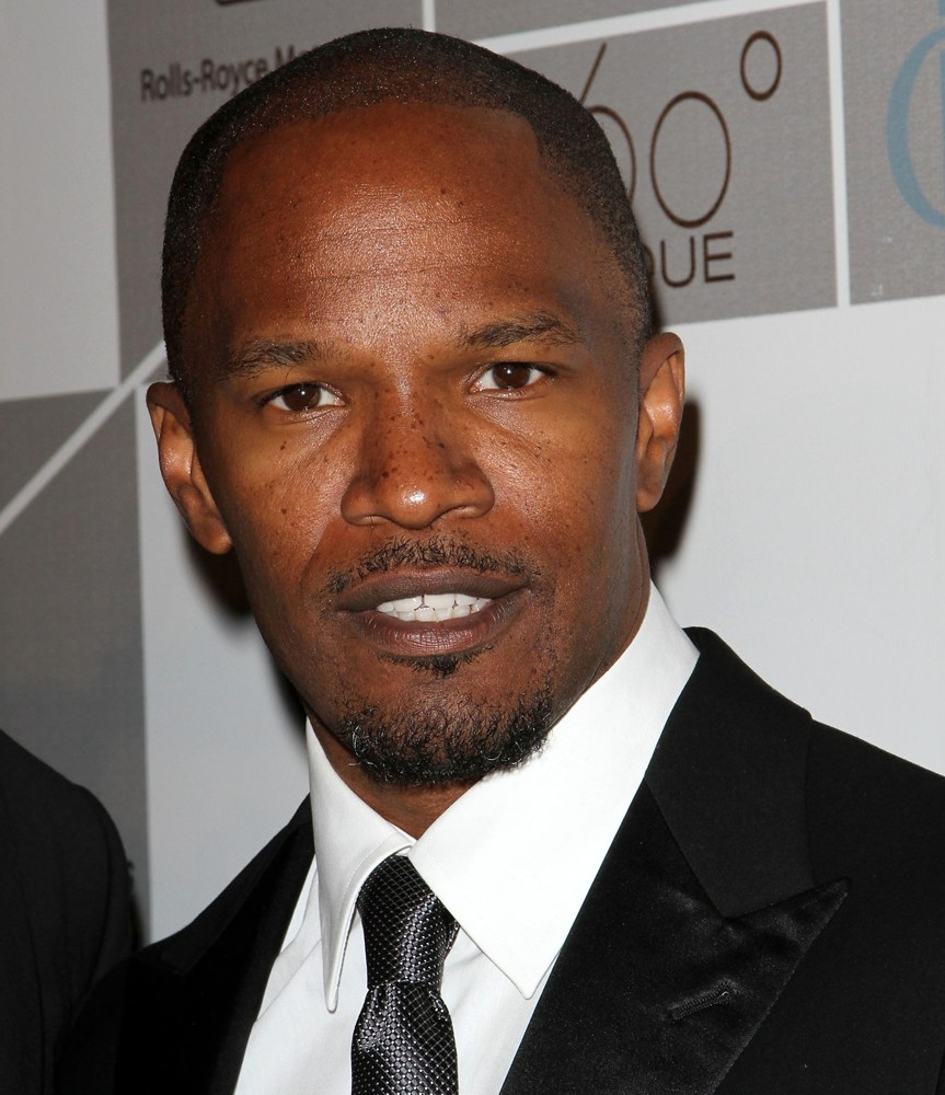 how tall is jamie foxx