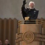 Catching Fire - Donald Sutherland