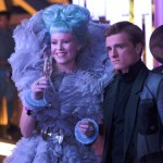 Catching Fire - Elizabeth Banks and Josh Hutcherson