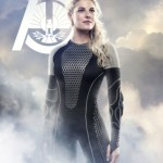 Catching Fire Quarter Quell poster - Cashmere