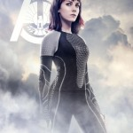 Catching Fire Quarter Quell poster - Johanna