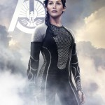 Catching Fire Quarter Quell poster - Katniss
