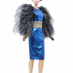 Catching Fire doll - Effie Trinket