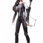 Catching Fire doll - Katniss