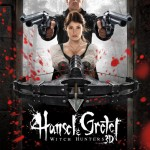 Hansel & Gretel Witch Hunters One Sheet