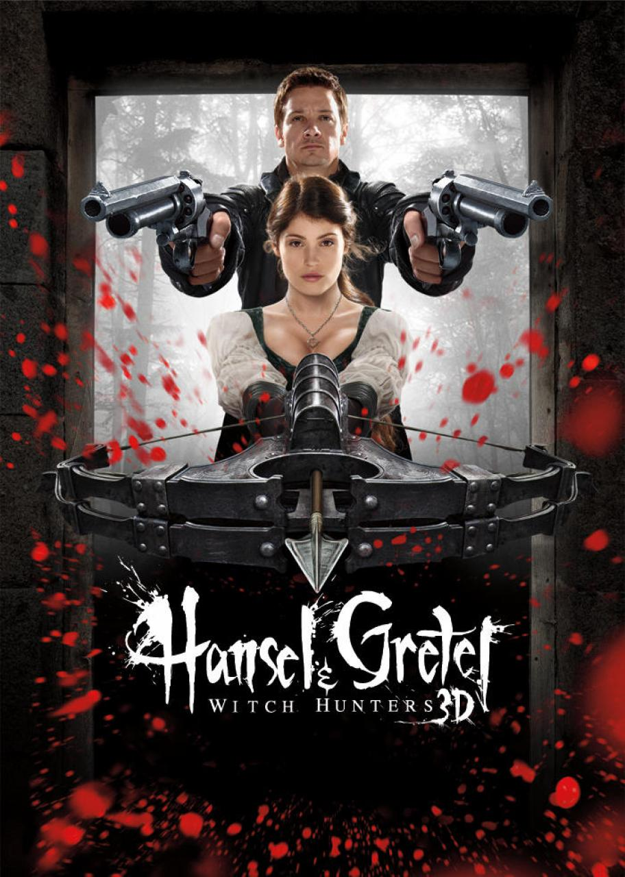 Hansel-Gretel-Witch-Hunters-One-Sheet - Last Movie You've Watched - Youtube Replay