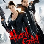 Hansel & Gretel Witch Hunters poster