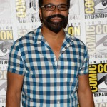 Jeffrey Wright - SDCC2013 1