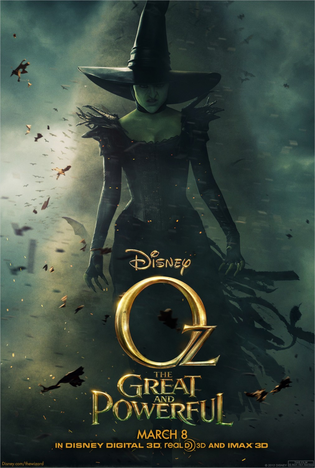 Oz The Great and Powerful character poster 1 - blackfilm ...Oz The Great And Powerful Cast
