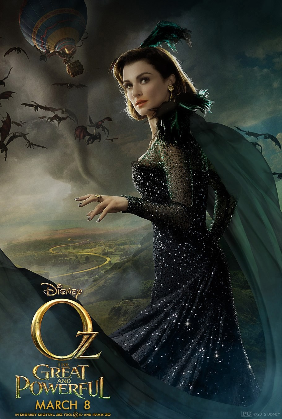 Oz the great and powerful character poster 2 blackfilm com read