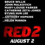 Red 2 teaser poster