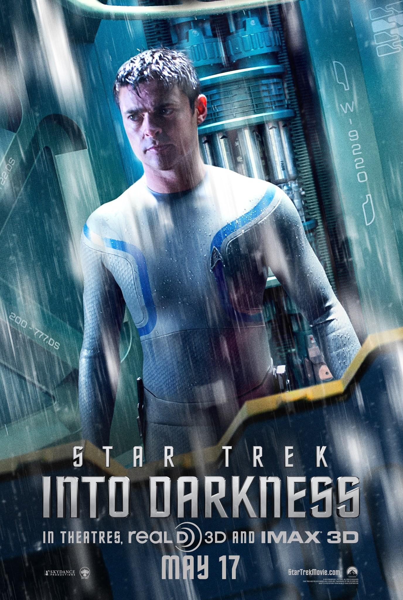 Star Trek Into Darkness new poster - 965.0KB