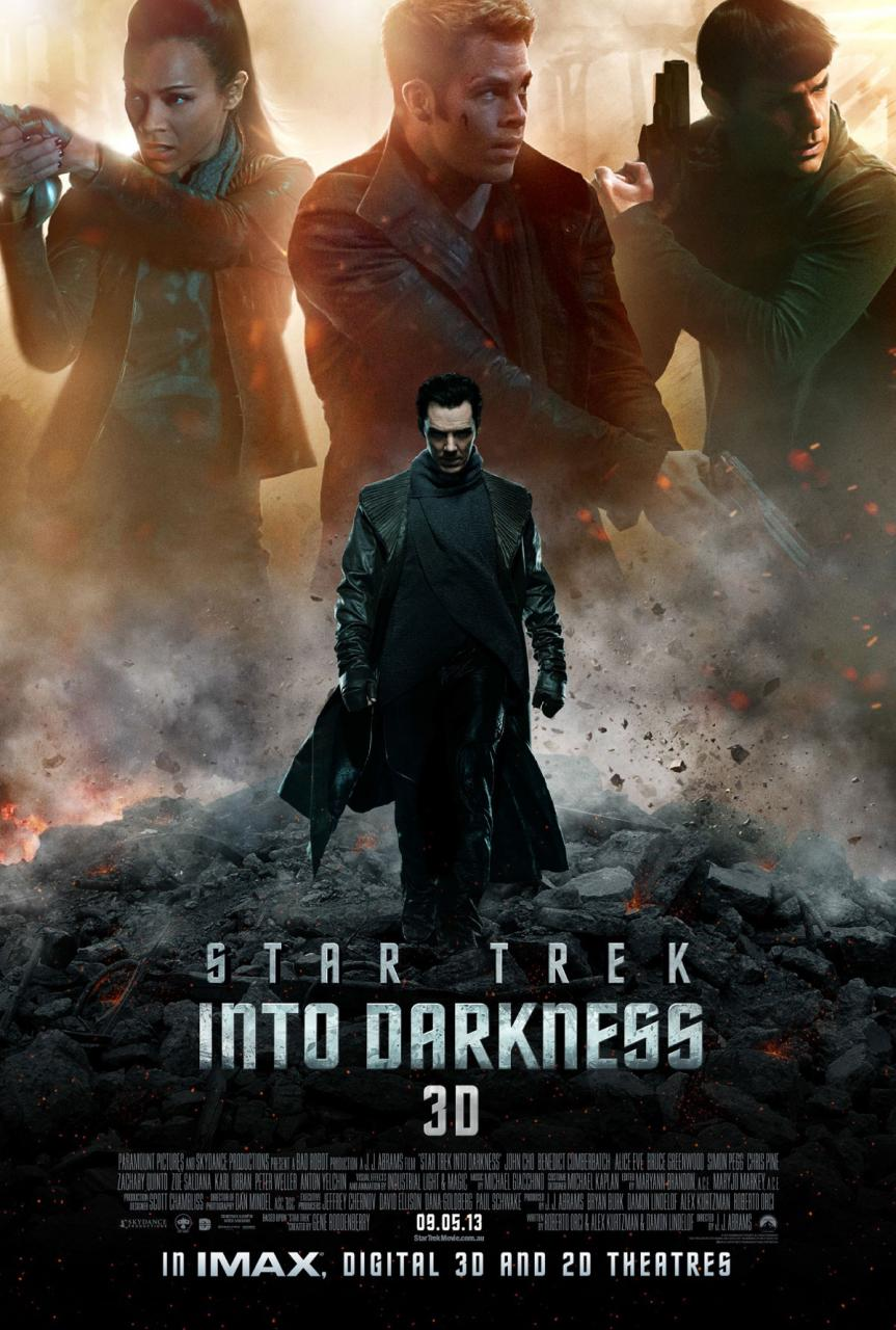 Star Trek Into Darkness Is Safe 1 - realitydirection