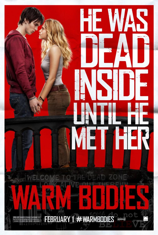 Warm Bodies Poster R