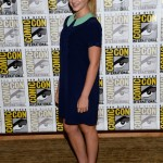 Willow Shields - SDCC2013 1