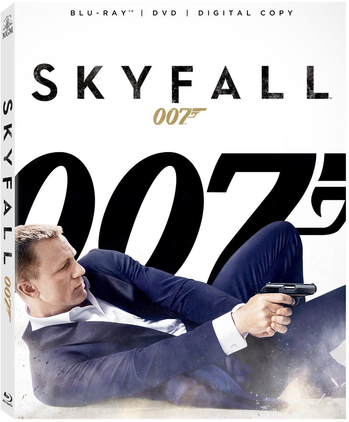 [ MULTI ] Skyfall ( 2012 ) TRUEFRENCH DVDRip AC3 ( EXCLUE )
