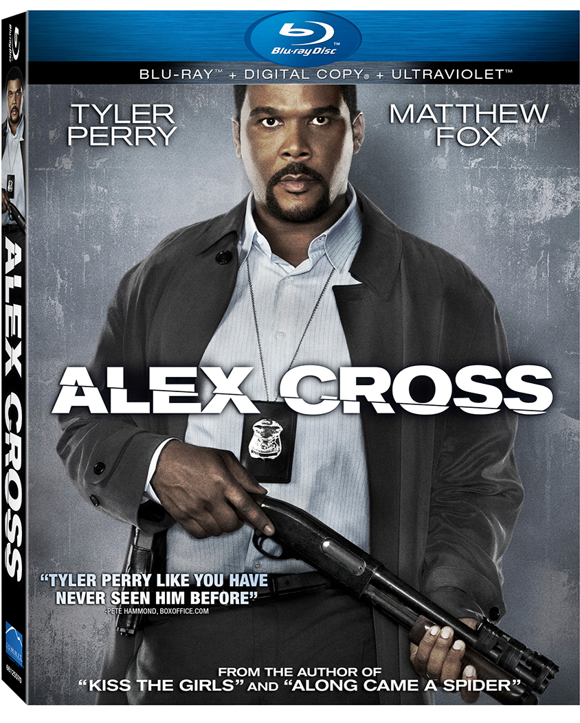 Exclusive Clip from Alex Cross Blu-ray