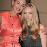 Lovelace NY Press Conference - Sharon Stone and Amanda Seyfried