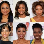 The Door - director Ava DuVernay, Gabrielle Union, Alfre Woodard, Goapele, Emayatzy Corinealdi, and Adepero Oduye