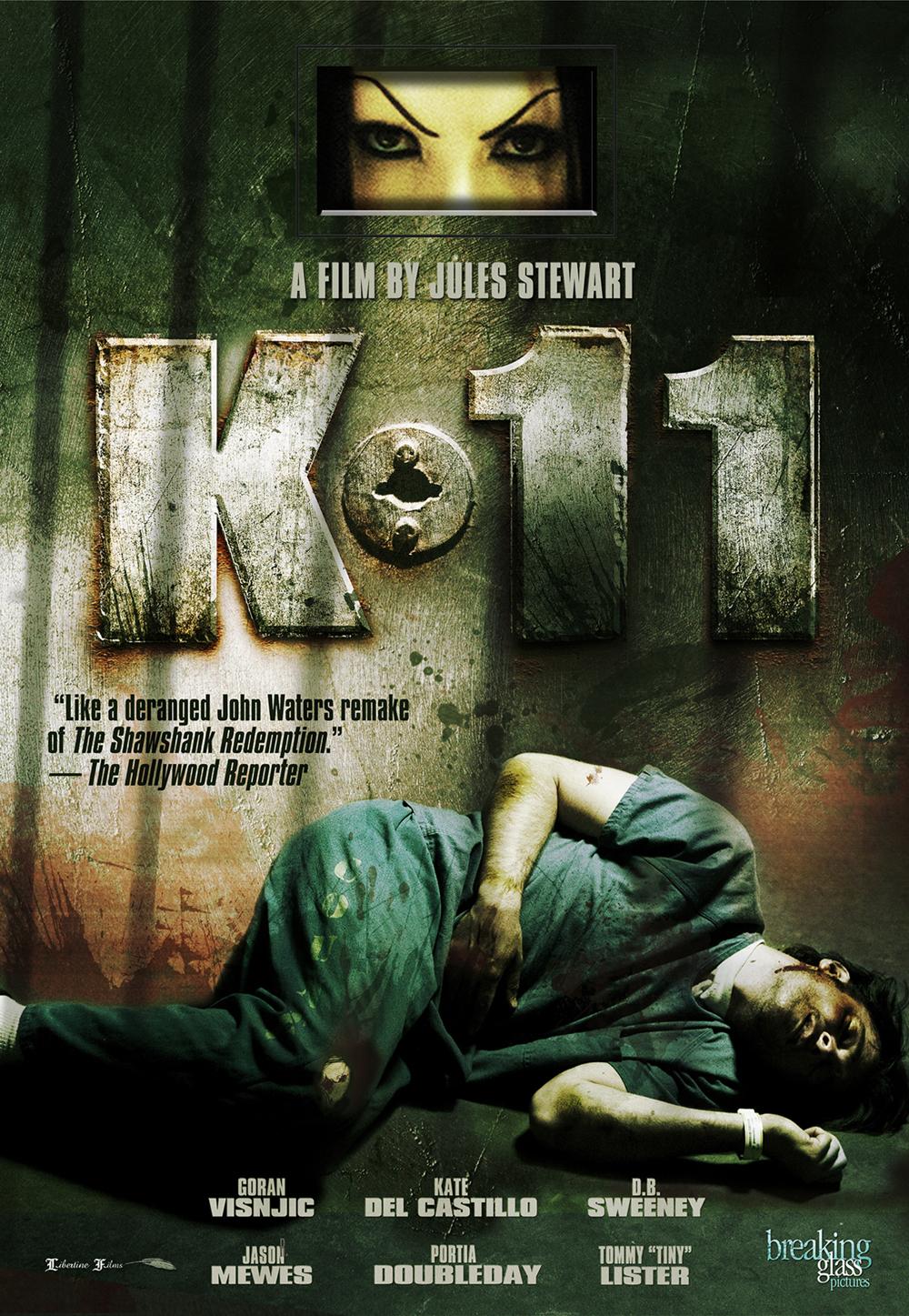 K-11 HiRes poster - blackfilm.com/read | blackfilm.com/read