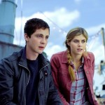 Percy Jackson Sea of Monsters 1 - Logan Lerman and Alexandra Daddario