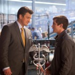 Percy Jackson Sea of Monsters 5 - Nathan Fillion and Logan Lerman