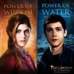 Percy Jackson Sea of Monsters 7 - Alexandra Daddario and Logan Lerman